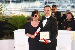 Joaquin Phoenix Cannes 2017 Lauréats photo 3 sur 195