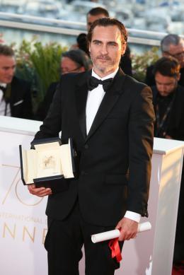Joaquin Phoenix Cannes 2017 Lauréats photo 7 sur 195