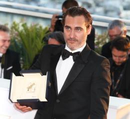 Joaquin Phoenix Cannes 2017 Lauréats photo 8 sur 195