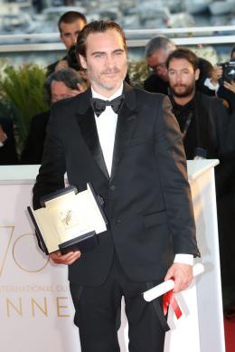 Joaquin Phoenix Cannes 2017 Lauréats photo 5 sur 195