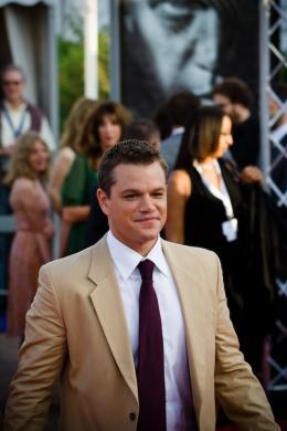 photo 128/133 - Matt Damon sur le tapis rouge de La Vengeance dans la Peau - Deauville 1er Septembre 2007 - La Vengeance dans la Peau - © Nicolas Baret pour Commeaucinema.com