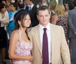photo 118/133 - Matt Damon et son �pouse sur le tapis rouge de La Vengeance dans la Peau - Deauville 1er Septembre 2007 - La Vengeance dans la Peau - © Nicolas Baret pour Commeaucinema.com