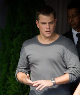 photo 122/133 - Matt Damon lors de la pr�sentation de La Vengeance dans la Peau - Deauville 1er Septembre 2007 - La Vengeance dans la Peau - © Nicolas Baret pour Commeaucinema.com