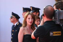 photo 58/66 - Présentation du film au Festival de Venise 2007 - La Fille Coupée En Deux - © Isabelle Vautier pour CommeAuCinema.com