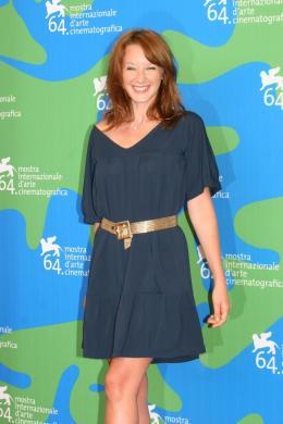 photo 47/66 - Présentation du film au Festival de Venise 2007 - La Fille Coupée En Deux - © Isabelle Vautier pour CommeAuCinema.com