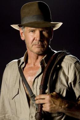 photo 39/126 - Harrison Ford - Indiana Jones et le Royaume du Cr�ne de Cristal - © Paramount
