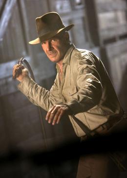 photo 36/126 - Harrison Ford - Indiana Jones et le Royaume du Cr�ne de Cristal - © Paramount