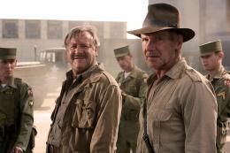 photo 32/126 - Ray Winstone, Harrison Ford - Indiana Jones et le Royaume du Cr�ne de Cristal - © Paramount