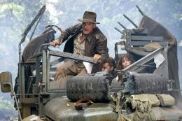 photo 33/126 - Harrison Ford - Indiana Jones et le Royaume du Cr�ne de Cristal - © Paramount