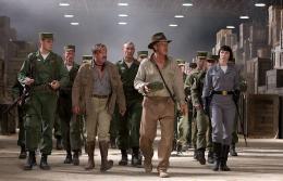 photo 35/126 - Harrison Ford, Cate Blanchett, Ray Winstone - Indiana Jones et le Royaume du Cr�ne de Cristal - © Paramount