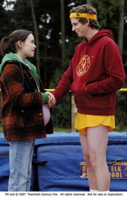 photo 12/20 - Ellen Page et Michael Cera - Juno