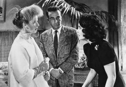 photo 2/5 - Katharine Hepburn, Montgomery Clift et Elizabeth Taylor - Soudain l'Eté Dernier