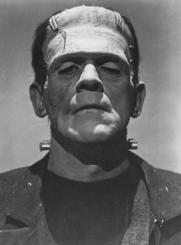La Fiancée de Frankenstein. Boris Karloff photo 3 sur 3