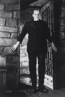 photo 2/3 - Boris Karloff - La Fiancée de Frankenstein. - © Carlotta Films