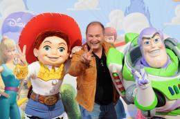 photo 153/160 - Cauet. Avant première Toy Story 3 - Disneyland Paris, 26 Juin 2010 - Toy Story 3 - © Walt Disney Studios Motion Pictures France