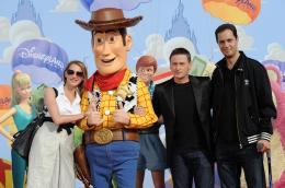 photo 149/160 - Fréderique Bel, Benoit Magimel et Grand corps malade. Magimel. Avant première Toy Story 3 - Disneyland Paris, 26 Juin 2010 - Toy Story 3 - © Walt Disney Studios Motion Pictures France
