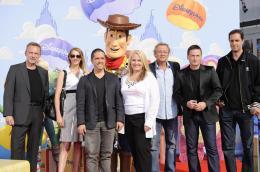 Lee Unkrich Avant premi�re Toy Story 3 - Disneyland Paris, 26 Juin 2010 photo 2 sur 20