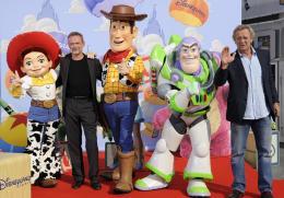 photo 152/160 - Avant première Toy Story 3 - Disneyland Paris, 26 Juin 2010 - Toy Story 3 - © Walt Disney Studios Motion Pictures France