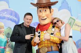 photo 150/160 - Benoit Magimel et Frédérique Bel. Avant première Toy Story 3 - Disneyland Paris, 26 Juin 2010 - Toy Story 3 - © Walt Disney Studios Motion Pictures France