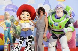 photo 141/160 - Virginie Guilhaume. Avant première Toy Story 3 - Disneyland Paris, 26 Juin 2010 - Toy Story 3 - © Walt Disney Studios Motion Pictures France