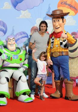 photo 154/160 - Robert Pires. Avant première Toy Story 3 - Disneyland Paris, 26 Juin 2010 - Toy Story 3 - © Walt Disney Studios Motion Pictures France