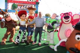 photo 132/160 - Blake Clark. Avant-première Toy story 3 -Los Angeles - Toy Story 3 - © Walt Disney Studios Motion Pictures France