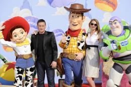 photo 151/160 - Benoit Magimel et Fréderique Bel. Avant première Toy Story 3 - Disneyland Paris, 26 Juin 2010 - Toy Story 3 - © Walt Disney Studios Motion Pictures France