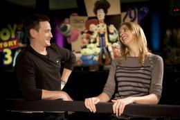 photo 88/160 - Benoit Magimel et Frederique Bel - Doublage avec les voix françaises - Toy Story 3 - © Walt Disney Studios Motion Pictures France