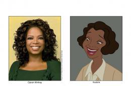 Oprah Winfrey La Princesse et la grenouille photo 7 sur 8