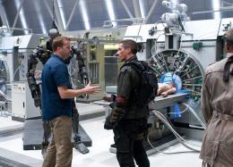 Terminator Renaissance McG et Christian Bale photo 10 sur 87