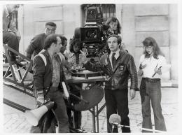 photo 3/8 - Jean-François Stévenin, François Truffaut et Nathalie Baye - La Nuit américaine - © Swashbuckler Films