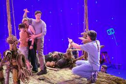 Voyage au centre de la Terre 3D Brendan Fraser, Josh Hutcherson, Anita Briem photo 10 sur 61