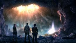 photo 28/61 - Brendan Fraser, Josh Hutcherson, Anita Briem - Voyage au centre de la Terre 3D - © Métropolitan Film
