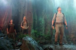 Voyage au centre de la Terre 3D Brendan Fraser, Josh Hutcherson, Anita Briem photo 3 sur 61
