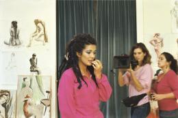 Le Bal des Actrices Mélanie Doutey et Maïwenn photo 7 sur 23