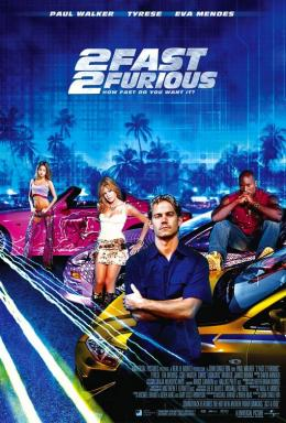 photo 20/22 - Affiche - 2 fast 2 furious - © UIP