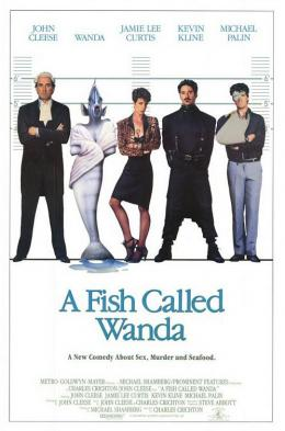 photo 6/7 - Un poisson nommé Wanda - © MGM