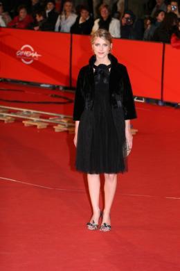 photo 192/238 - Tapis rouge du film L'amour caché - Festival de Rome 2007 - Mélanie Laurent - © Isabelle Vautier pour Commeaucinema.com 2007