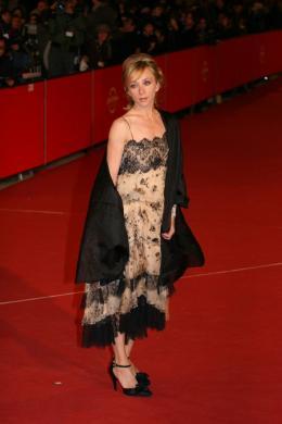 photo 129/167 - Sylvie Testud - Tapis Rouge du Film ce que Mes Yeux ont Vu - Festival de Rome 2007 - Sylvie Testud - © Isabelle Vautier pour Commeaucinema.com 2007