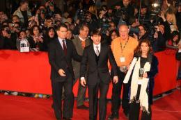 photo 210/402 - Tapis rouge du film Lions et Agneaux - Festival de Rome 2007 - Tom Cruise - © Isabelle Vautier pour Commeaucinema.com 2007