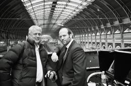 photo 6/20 - Roger Donaldson, Jason Statham - Braquage � l'Anglaise