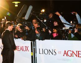 photo 205/402 - Tom Cruise - Tapis rouge du Film Lions et Agneaux à Paris, octobre 2007 - Tom Cruise - © Arthur Azoulay pour Commeaucinema.com 2007