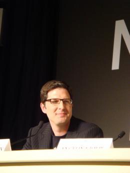 Mark Osborne Cannes 2008 photo 4 sur 5