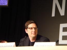 Mark Osborne Cannes 2008 photo 5 sur 5