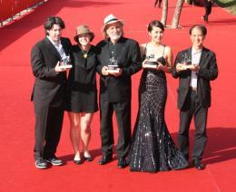 Diablo Cody Tous les lauréats - Tapis rouge du palmarès du Festival de Rome 2007 photo 7 sur 9
