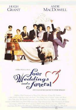 photo 2/3 - Quatre mariages et un enterrement - © MGM