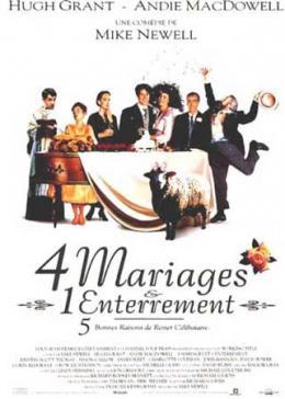photo 1/3 - Quatre mariages et un enterrement - © MGM