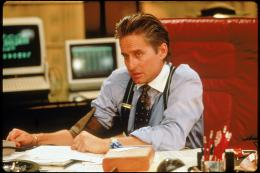 Wall Street Michael Douglas photo 6 sur 12