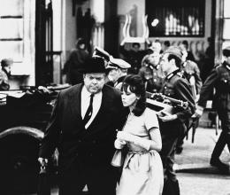 Paris br�le-t-il ? Orson Welles, Leslie Caron photo 5 sur 9