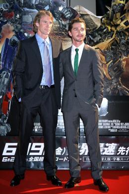 photo 59/113 - Michael Bay et Shia Labeouf - Avant-première à Tokyo (Juin 2009) - Transformers 2 : La Revanche - © Paramount
